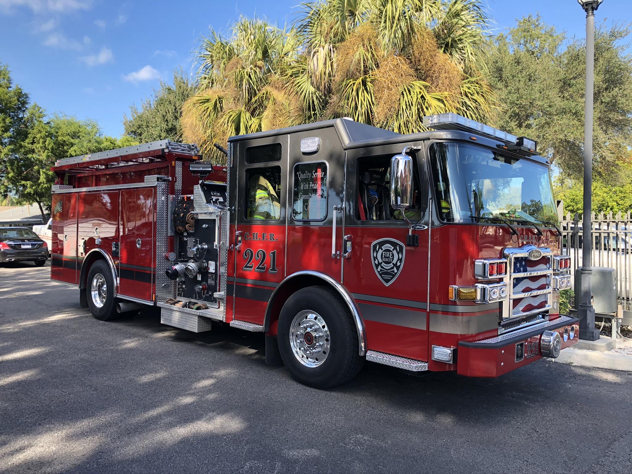 CHFR Engine 221