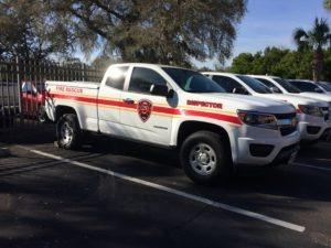 CHFR Fire Inspector
